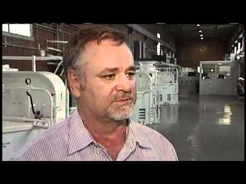 Flood Pumping Stations Protecting Louisville Metro