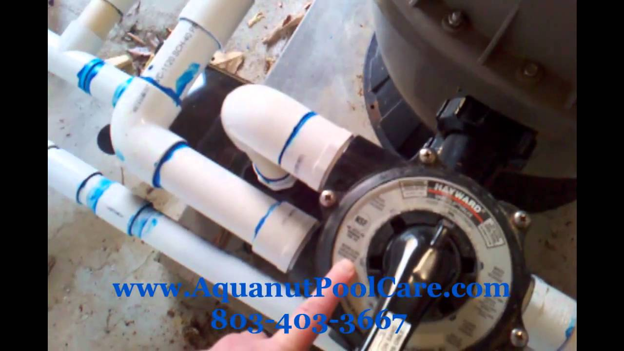 Hayward High Rate Sand Filter S200 Youtube
