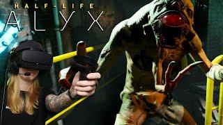 So scared I'm shaking! - Half-Life Alyx [2]