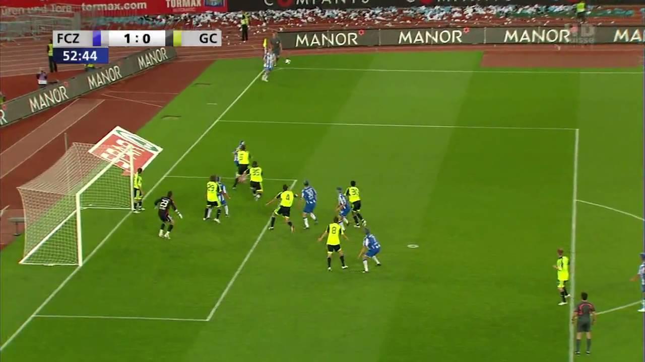 FC Zurich vs Zurich Grasshoppers Highlights and Choreo HDTV - YouTube