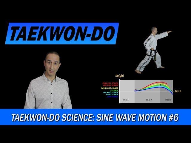 Taekwon-Do Science: Sine Wave Motion #6