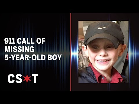 Crystal Lake police Andrew Freund missing child 911 call