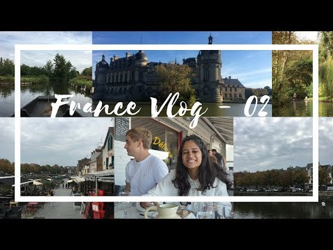 FRANCE VLOG PART - 02 | EXPLORING FRANCE | TRAVEL VLOG | LAUGHING BUDDHI