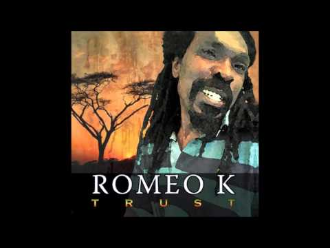 ROMEO K & the Mystic Warriors album TRUST