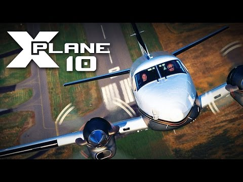 X-PLANE 10 - First Look!