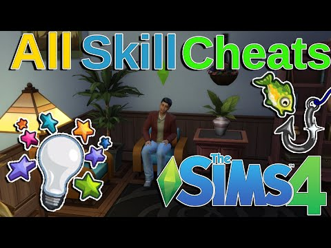 The Sims  Skill Cheats (Seasons Updated)