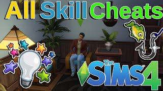 The Sims 4 Skill Cheats (Seasons Updated)