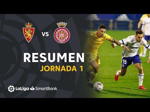 Zaragoza Girona Goals And Highlights
