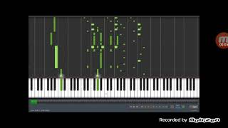 Sonic the Hedgehog His World Piano