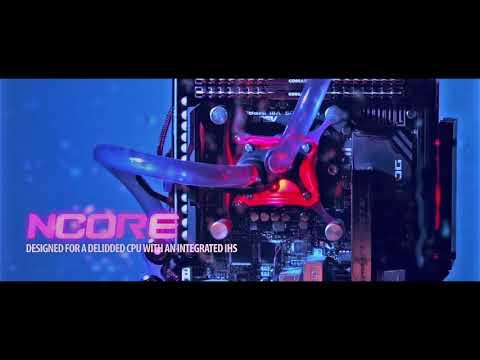 Ncore V1 - naked die cooling waterblock