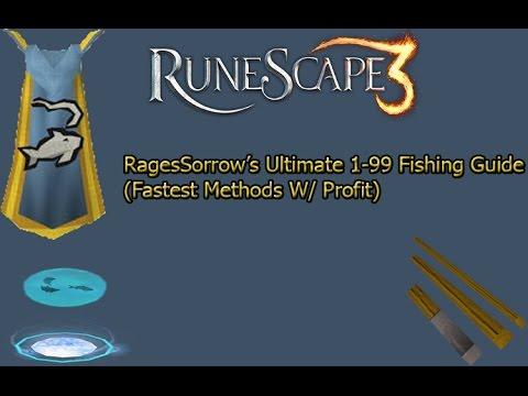 runescape fishing skill profit