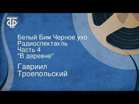 Гавриил Троепольский. Белый Бим Черное ухо. Радиоспектакль. Часть 4. \