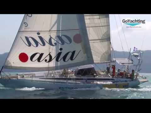 Royal Langkawi International Regatta 2014 - Official TV Production by Go Yachting
