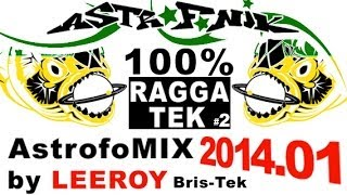 Free Download MIX 100% RAGGATEK#2 2014.01 by LEEROY (Son de Teuf)