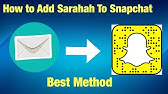 about sarahah com All problem solved - YouTube