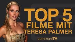 TOP 5: Teresa Palmer Filme