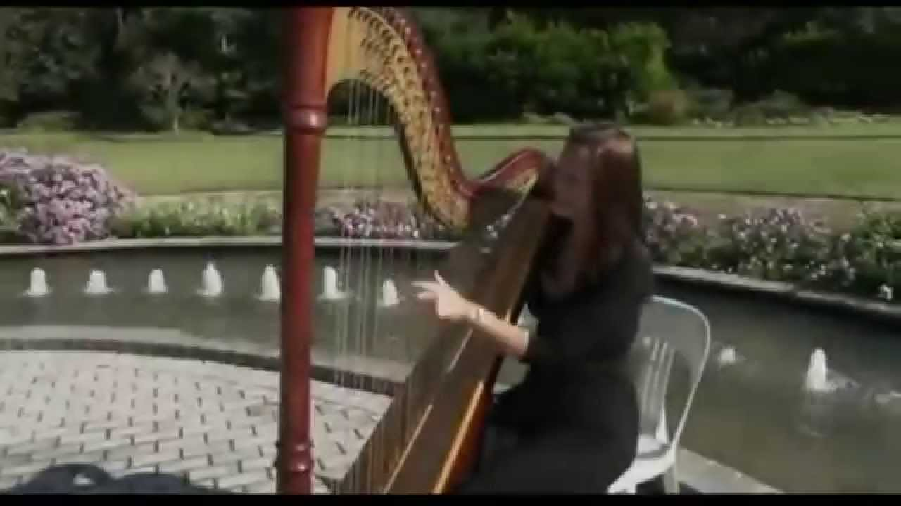 Harpist Wedding Ceremony Hire Entertainersworldwide