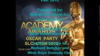 Video Montage of UT Oscar Party 2012