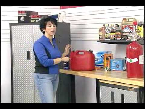 Lauren Fix, The Car Coach: Tips for a Safer Garage