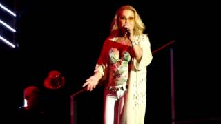 Anastacia - Left outside alone & One day in your life @ Teatro di Verdura Palermo - 23 July 2016