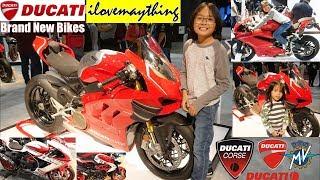 2019 DUCATI Panigale V4 R Walk Around, Ducati 959 Panigale, 2019 MV Agusta F4 and More!