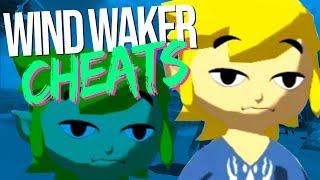 Zelda: Wind Waker, nur mache ich irgendwas mit Cheats