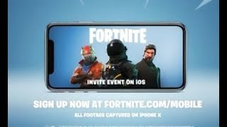 DOWNLOAD FORTNITE FOR ANDROID IN 2 MIN