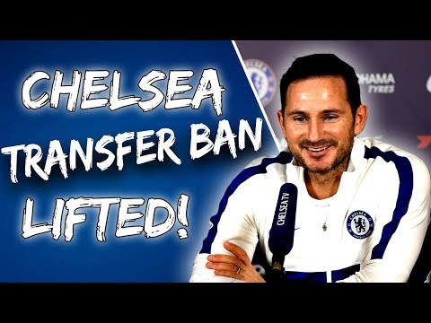 BREAKING: Chelsea's Transfer Ban Appeal Successful, What Does This Mean For Lampard?