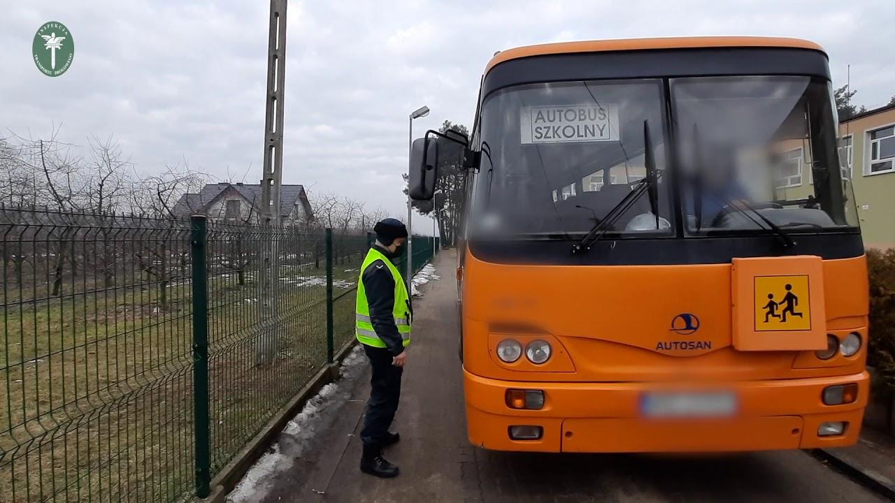 Kontrolują taksówki i autobusy