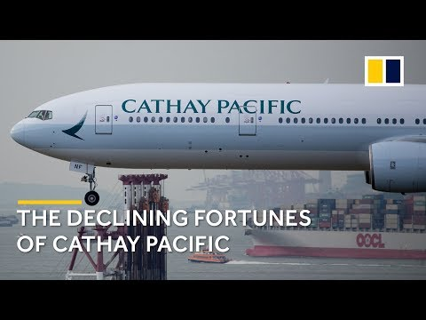 The declining fortunes of Cathay Pacific