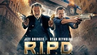 R.I.P.D. - Movie Review By Chris Stuckmann