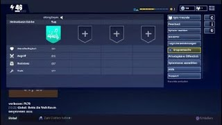 Swap Fortnite Account| Who wants to exchange writes a comment