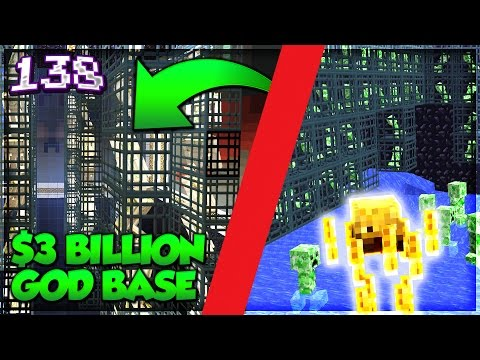 OUR NEW $3 BILLION DOLLAR RICH MOD BASE! | Minecraft FACTIONS #138 (Cosmic PvP)