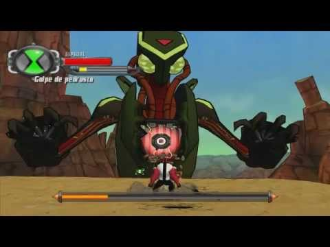 Ben10 PC GAME PLAY