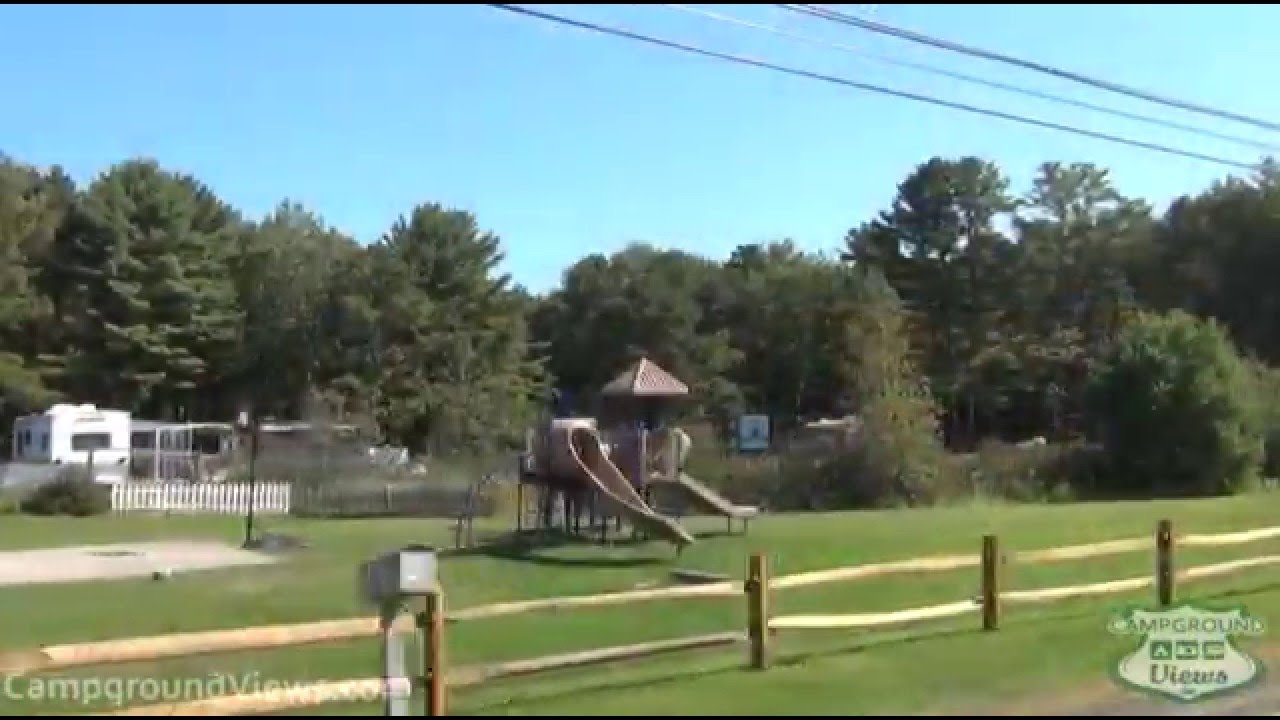 CampgroundViews com - Shamrock RV Park Biddeford Maine ME