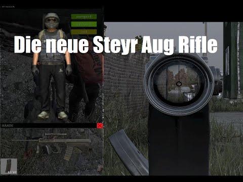 Dayz Standalone German - Kampf um die Steyr AUG Rifle - #25 | DayZ Standalone Gameplay german
