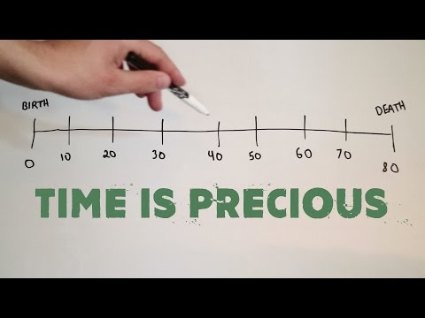 Motivational Video – Time Is Precious (By Unkle Adams)