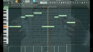 Tutorial How to make Signed To The Streets 3/STTS3/LilDurk type beat in fl studio 2018
