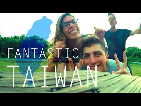 FANTASTIC TAIWAN | 台灣環島旅行 | Round the Island Travel 2016 | GoPro HERO 4