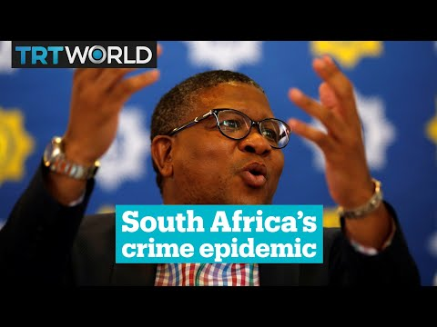 South Africa's crime report