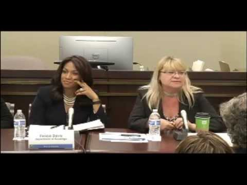 Roundtable Discussion with Women Business Owners