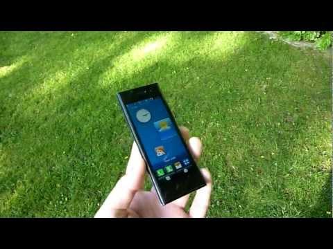 LG BL-40 Smartphone Display Test