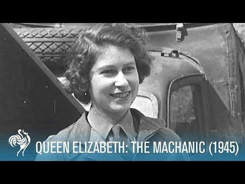 The Queen as a Mechanic (1945)