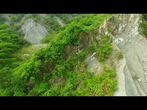 龍崎牛埔的特殊地質景觀之一  20180930
