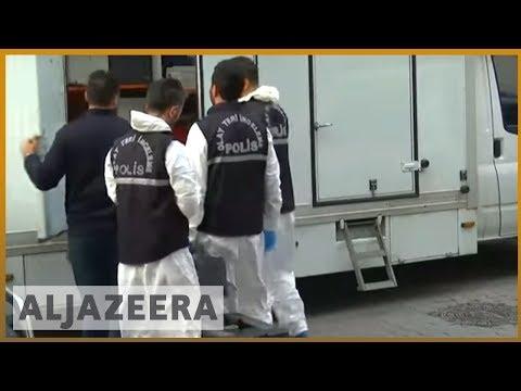 🇹🇷Traces of acid, chemicals found at Saudi consul general's home | Al Jazeera English