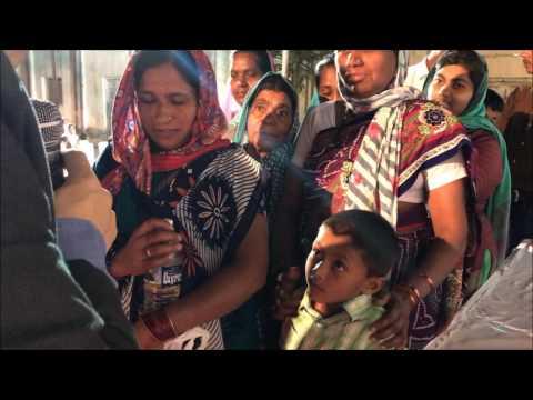 Healing Crusade, India, Feb 2017 - Pastor Salad Vang