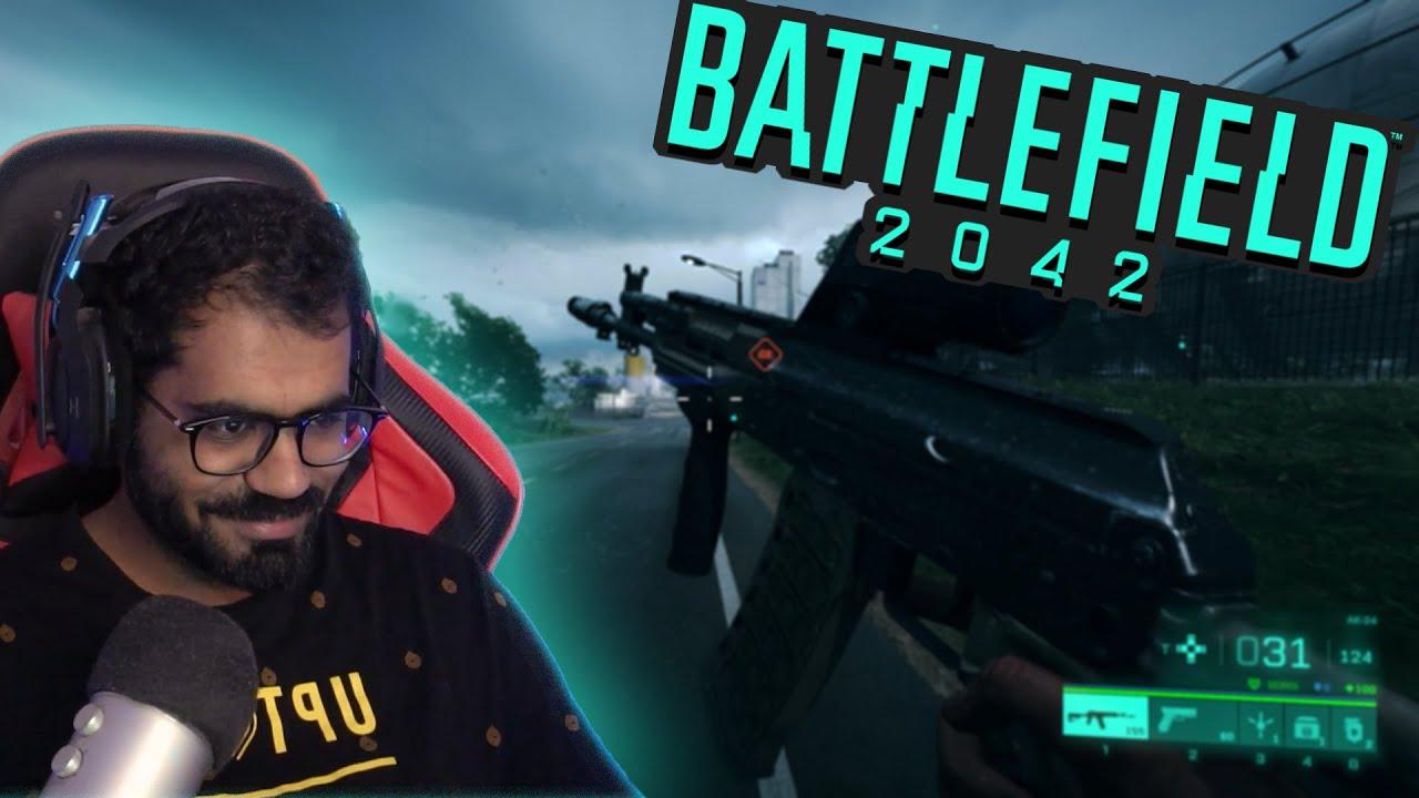 أخر واحد يجرب بيتا باتلفيلد الاسطورية😍🔥  | Battlefield 2042