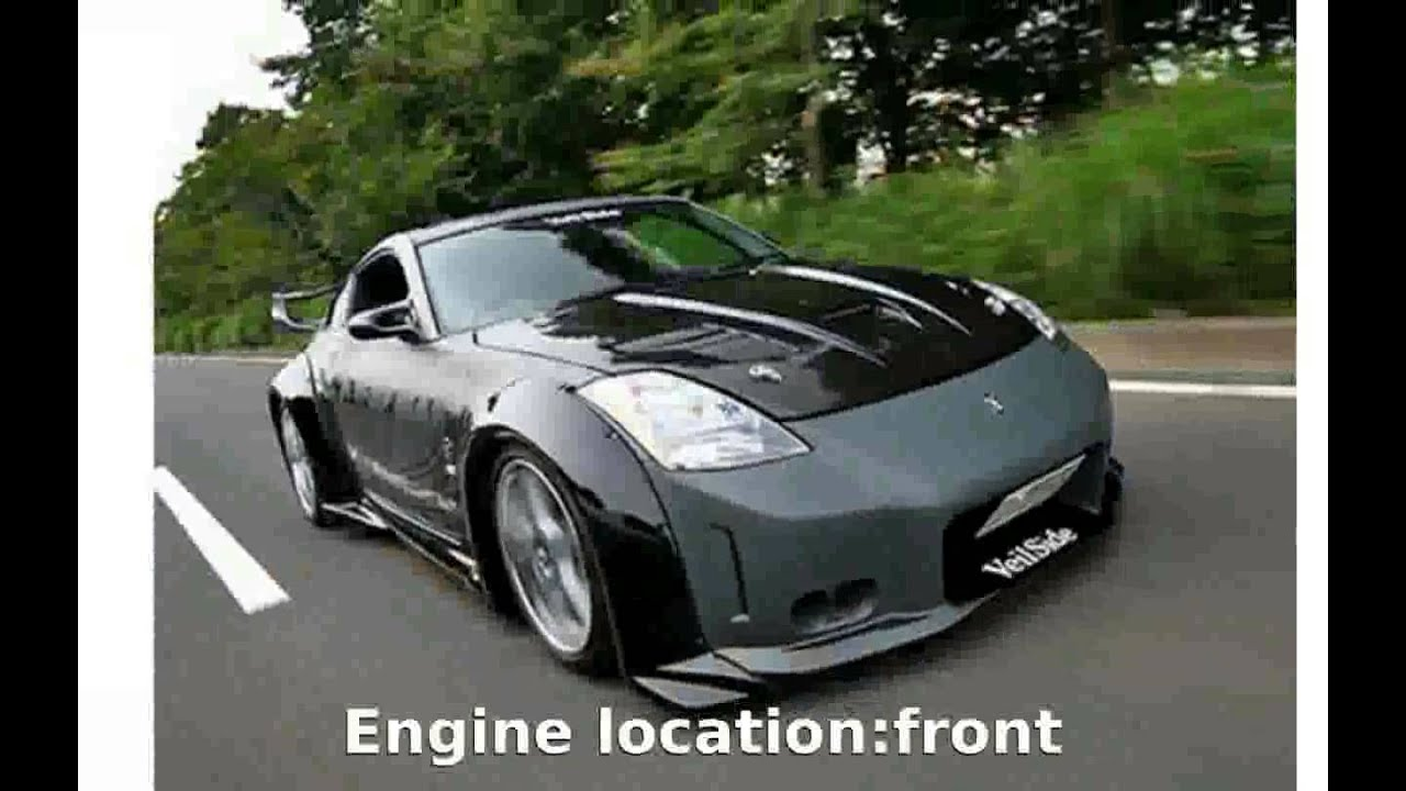 2005 nissan 350z coupe anniversary edition info and features youtube. Black Bedroom Furniture Sets. Home Design Ideas