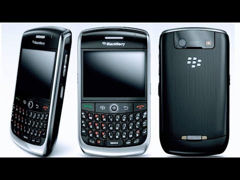 BlackBerry Curve 8900 disassembly