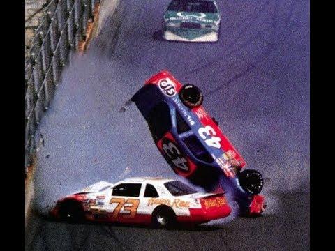 1988 Daytona 500 - Richard Petty Flip - Call by MRN